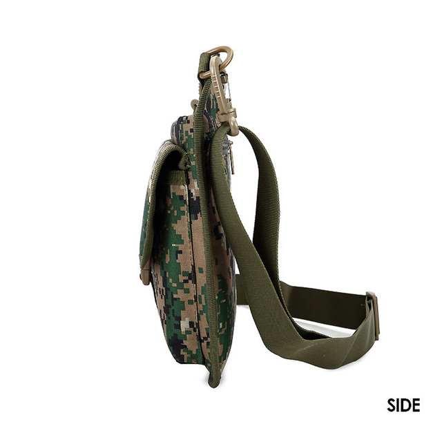 Camouflage Printing Leisure Camo Single Shoulder Crossbody Bag