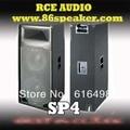 Professional Speaker System SP4 Dual 15 inch sound system pa speaker