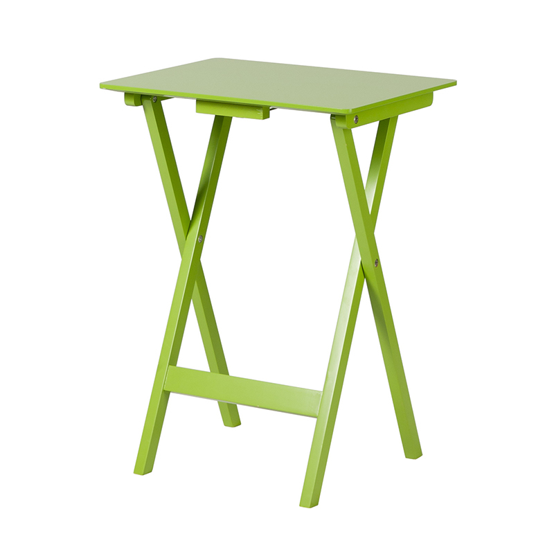 Cheap shipping new folding table sofa side table small coffee table minimalist modern green tea - Small side tables for small spaces minimalist ...