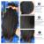 Recto rizado 7A Pelo de Visón Extensiones de Cabello Brasileños Paquetes Armadura Del Pelo Humano del Yaki Recto Brasileño de la Virgen Del Pelo Grueso Yaki
