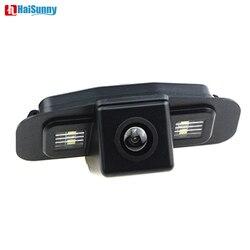 Автомобильная камера заднего вида 4-слойная стеклянная линза для Honda Spirior Accord 7 8 поколение водонепроницаемое ночное видение