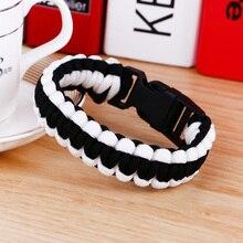 Men's Stylish Rope Bracelet for Hiking