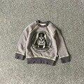 Free Shipping 8 Pieces/lot NEW 2-10T Boy Star Wars Cotton Sweater Boy Fleece Sweatshirt