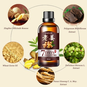 Anti Hair Loss Liquid Ginger Hair Growth