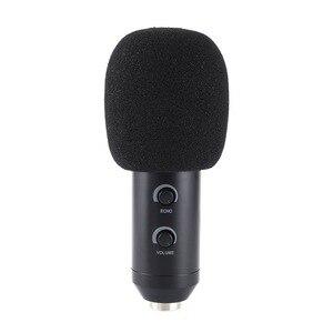 Image 1 - 5 piezas de reemplazo de micrófono de espuma cubierta de micrófono parabrisas auriculares protector de viento Pop filtro Mic cubierta de espuma