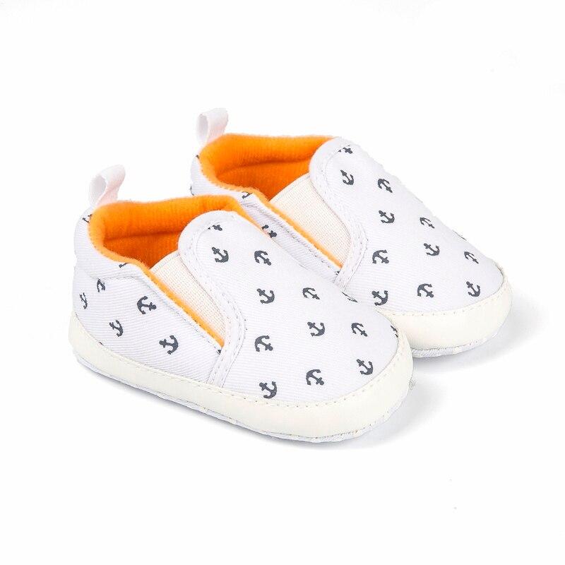 Crib Shoes Toddler Moccasins Slip-on Baby Schoenen Boy Sneakers Anti-slip Sole Pram Shoes Newborn Shoes Bebek Ayakkabi 0-18M