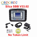 2016 Professional Universal Auto Key Programmer SBB V33.02 Silca SBB Immobilizer Key Maker 9 Languages For Multi-Brand Cars