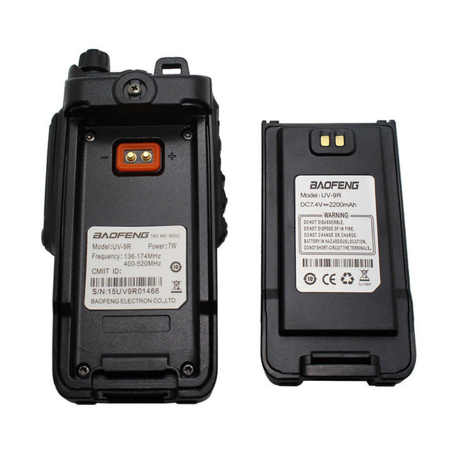 Baofeng BF-UV9R-Walkie Talkie impermeable