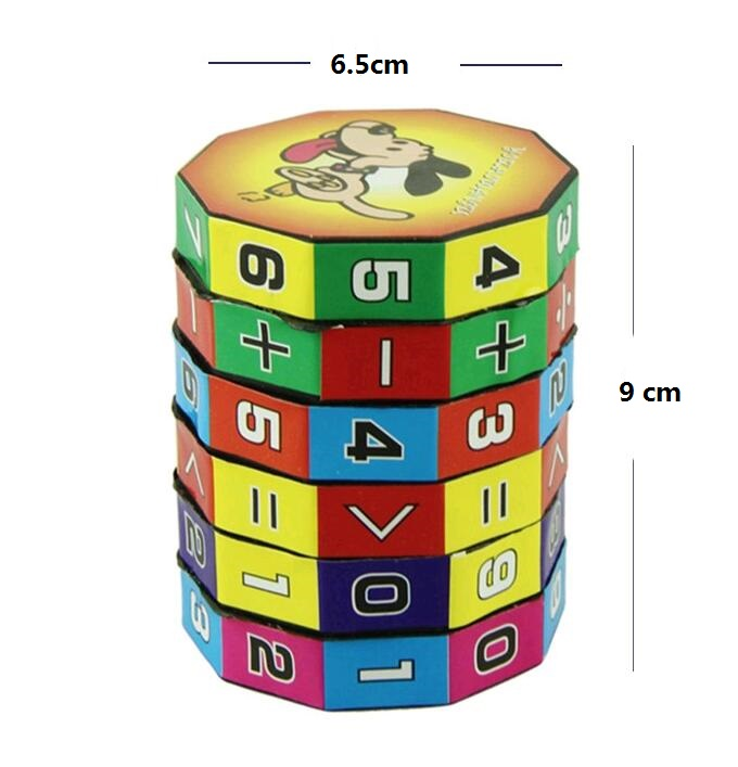 Delicate Children Education Learning Math Toys Toys Puzzle cube learning education toys