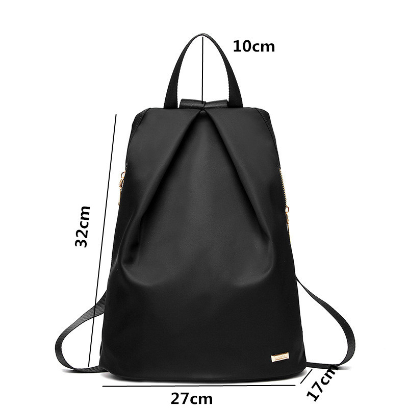 6feecac4dda3 YONGBONG Pretty Styl Vintage Nylon Oxford School Bags High Quality Retro  Backpack Women Ofertas Famous Designer Brand Backpacks-in Backpacks from  Luggage ...