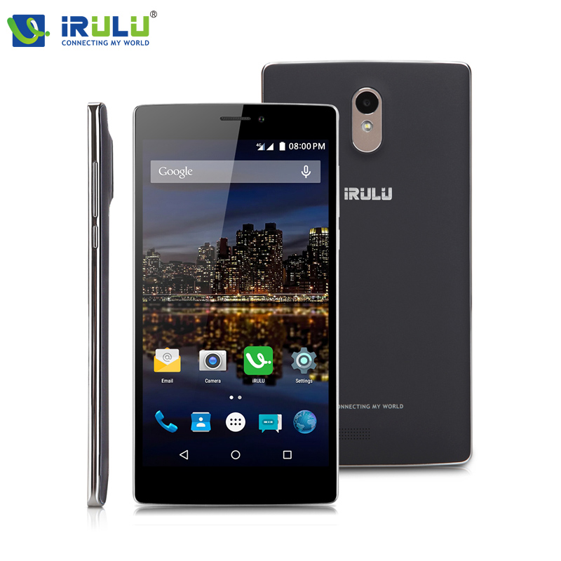 iRULU Victory V3 US 4G LTE 4G Network Smart Phone 6 5 IPS HD MSM8916 Android