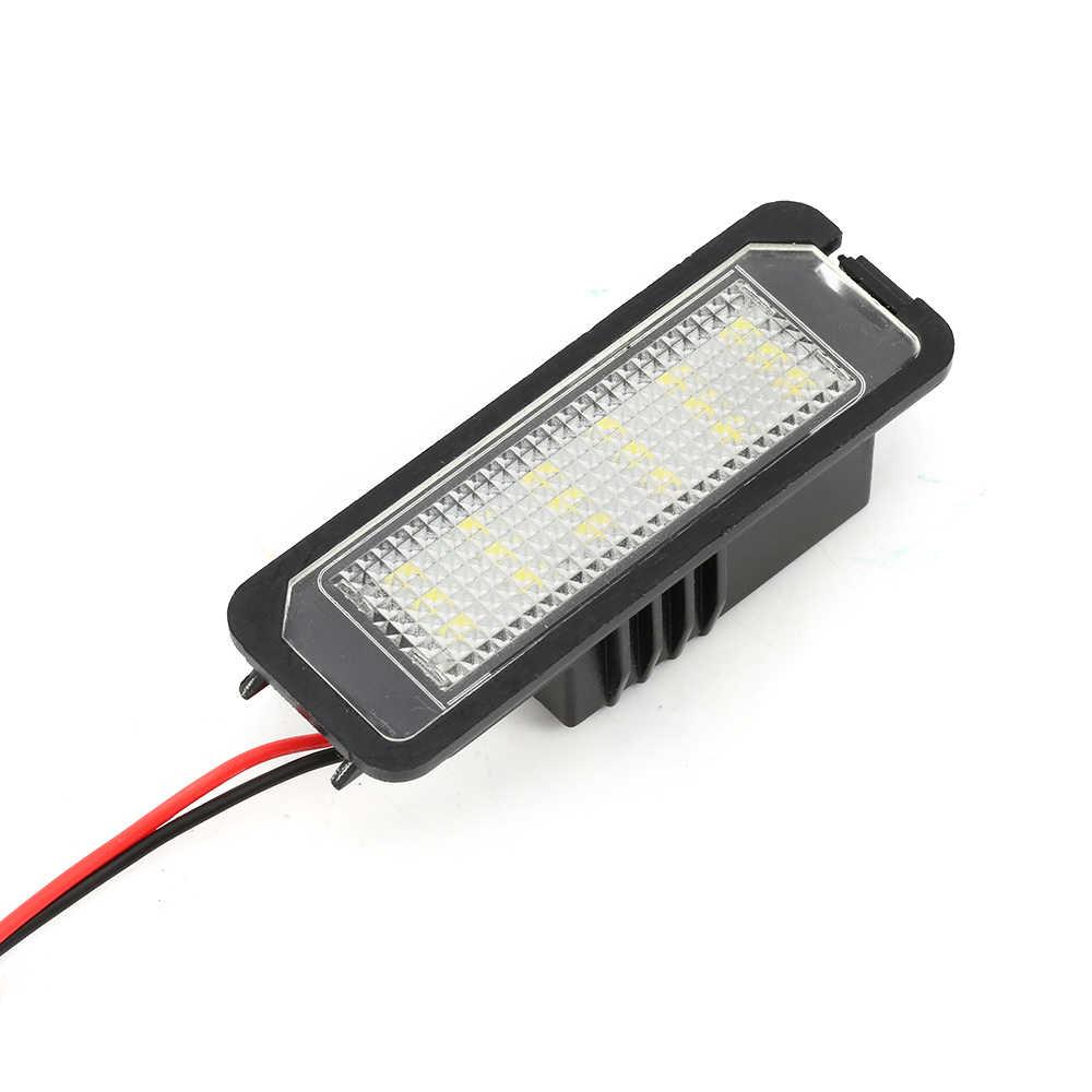 Suzuki Sx4 8smd LED libre de error Canbus lado haz de luz bombillas Par actualización