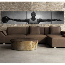 Michael Jordan Wings Basketball Star Canvas Posters Vintage Style Decorative Paintings Home Decor Wall Pictures For Living Room