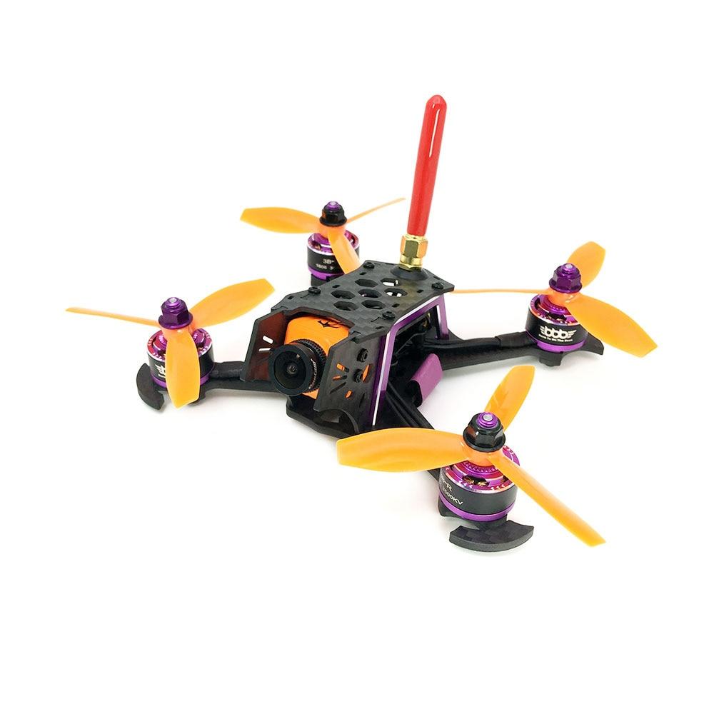 3B Hobby 3B-R Mini ensemble de Kit de Drone de course PAL 1283B Hobby 3B-R Mini ensemble de Kit de Drone de course PAL 128