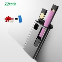 Оригинальное новое универсальное совместимое зарядное устройство для электронных сигарет JUUL 1200 мАч для JUUL зарядное устройство для JUUL Vape зарядное устройство