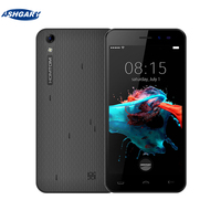 Original Homtom HT16 5 0 Inch Cell Phone Android 6 0 MTK6580 Quad Core 1 3GHz