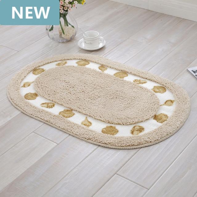Salle de bain tapis, tapis de bain, salle de bain ovale tapis grand ...