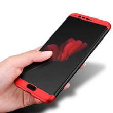 Case for Huawei Honor V10 HonorV10 Cover 3 in 1 Plastic Ultra Thin Back Cases V 10 Phone Bags 5.99