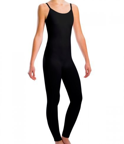 Womens-Sexy-Full-Length-Lycra-Spandex-Adult-Sleeveless-Camisole-Unitard-For-Dancers-With-Bra-Shelf-Bodysuit
