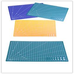 1 шт Новый 30*22 см A4 линии сетки бумагорез коврик для резки Craft карты ткани кожи Бумага доска