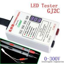 0-300 V LED TV LCD Testeur Lampe perles Lumière conseil lumière GJ2C bande rétro-éclairage Tension régulateur révision Réglable détecteur de lumière