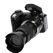 PROTAX D3000 16MP HD Half DSLR Professional Digital Cameras with 21x Telephoto Wide Angle Lens Cameras