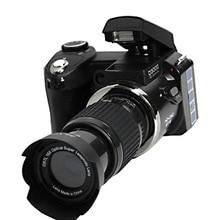PROTAX D3000 16MP HD Media-DSLR Cámaras Digitales Profesionales con 21x de zoom Telefoto y Gran Angular Lente Macro Cámaras HD cámaras