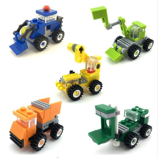Enlighten Models Building Toy Compatible With E1216-20 Construction Blocks Toys Hobbies For Boys Girls Model Building Kits