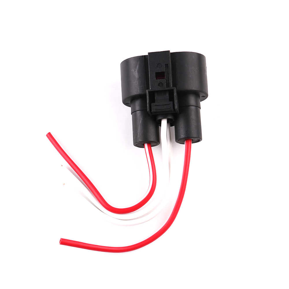 small resolution of  warriorsarrow cooling fan wiring harness plug connector 4 pin for vw passat beetle eos golf