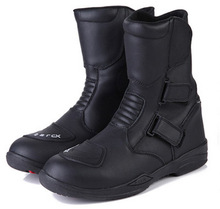 New Motorcycle genuine leather Boots,Racing Boots touring boots , Riding Road Boots size 39-45