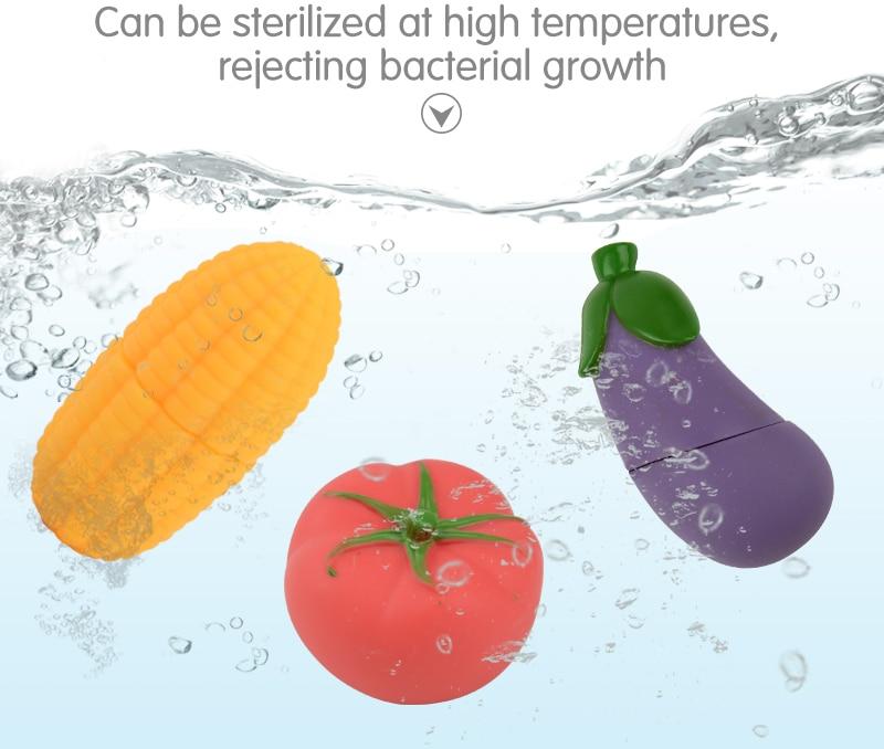 legumes corte brinquedos de desenvolvimento precoce e