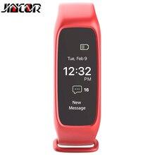 Jincor L30T Интеллектуальные водонепроницаемый цветной экран Спортивный Браслет фитнес-трекер телефон оповещения smart bluetooth браслет