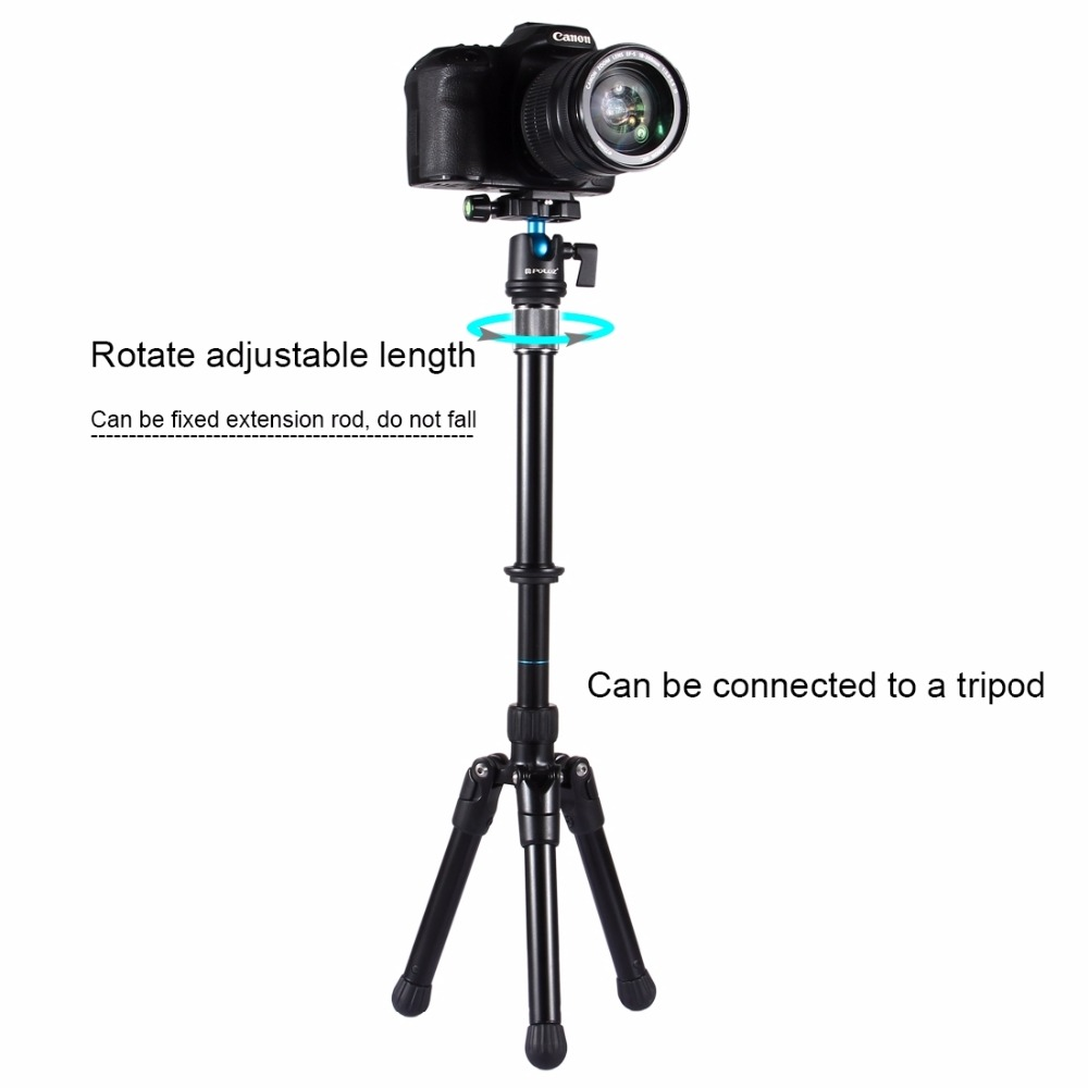 PULUZ Metal Handheld Adjustable Tripod Mount Monopod Extension Rod For DSLR  U0026 SLR Cameras In Tripods From Consumer Electronics On Aliexpress.com |  Alibaba ...