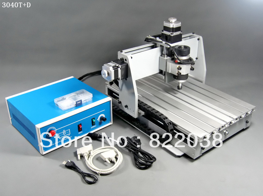 2013 NEW 3040 CNC ROUTER ENGRAVER/ENGRAVING DRILLING Ball screw airbox 2013