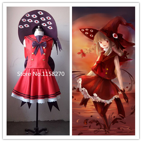 Wadanohara and the Great Blue Sea red eyes Cosplay Costume