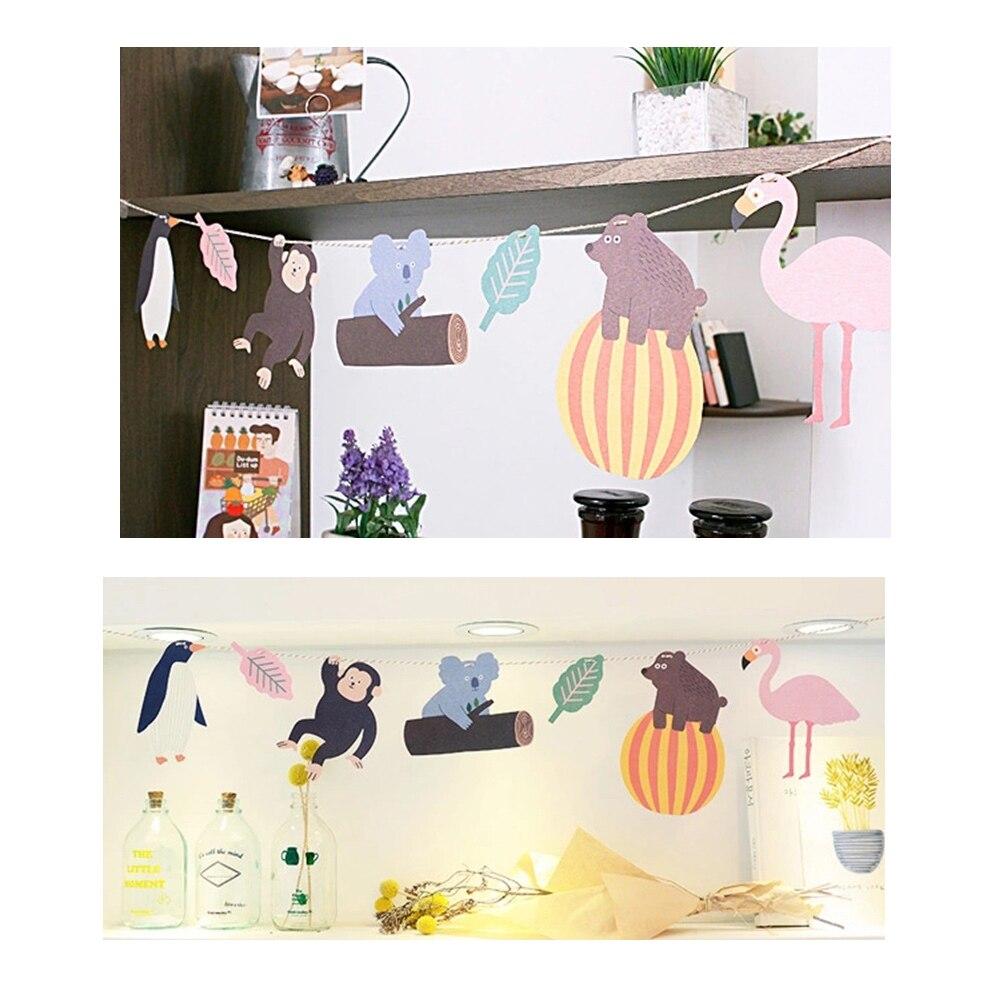 Image 5 - Животное фото стена для подвесного украшения, отличительный стиль навесной декор для стен, великолепные декоративные принты-in Сумки для фото-/видеокамеры from Бытовая электроника