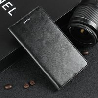 Phone Case For Huawei Nova Luxury Cover Wallet Flip Genuine Leather Business Book Purse Mobile Coque