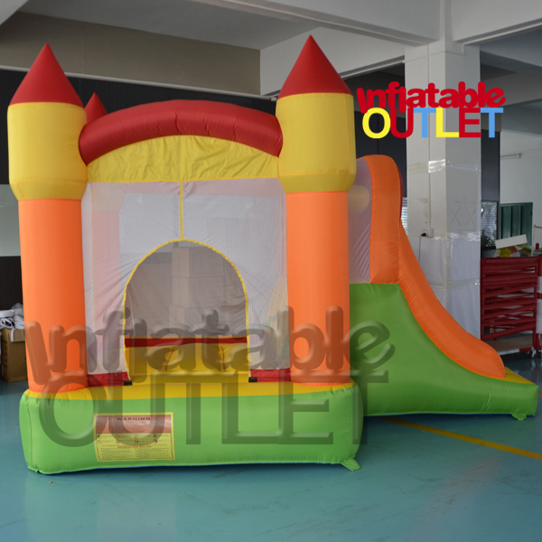 Home Use Mini Bouncy Castle Inflatable Bouncer For Birthday Party