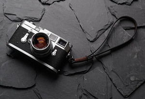 Image 4 - Mr.stone Handmade Genuine Leather Camera Wrist Strap(Winding)