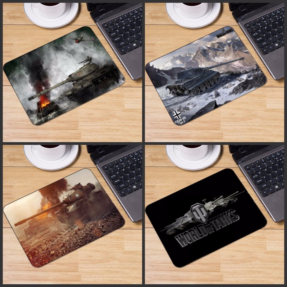 Yuzuoan Big Promotions World of tanks mouse pad Hot sales mousepad laptop notbook computer gaming mouse pad gamer play mats