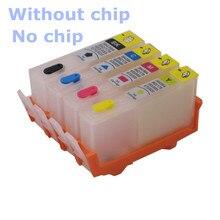 BLOOM совместимый для hp 902 903 904 905 многоразовый картридж без чипа для hp Officejet Pro 6950 6960 6963 6964 6965 6670