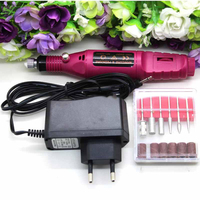 Grinding Machine Pen Mini Electric Sander Sanding Machine Gundam Nail Polishing Tools High Quality Nail Art