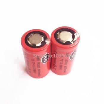 Akumulator litowo-jonowy 18350 900mah 3 7V 3 6V IMR akumulator litowo-jonowy akumulator do papierosów latarki źródło zasilania tanie i dobre opinie Zestawy do ładowania 10 pieces Pakiet 1 SJZPFTC Li-ion 18*35mm 3 6V-3 7v About 30g Max Less than 30 Ohm More than 800 times