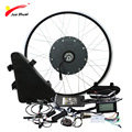 Poweful 48V 1000W электрический велосипед комплект с 20ah литиевая батарея бесblushless Мотор колеса DIY для 20