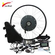Poweful 48 в 1000 Вт Электрический велосипед комплект с 20ah литиевой батареей безрукий Мотор колеса DIY для 20 «26» 700C Ebike электронный комплект