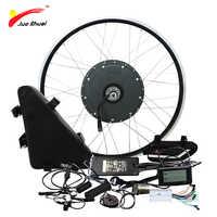 """Poweful 48V 1000W Elektrische Bike Kit mit 20ah Lithium-Batterie Bürstenlosen Motor Rad DIY für 20 """"26 """"700C Ebike Elektronische Kit"""