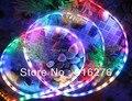 Melhor preço 1 M 5 M Endereçável WS2811 5050 tira WS2811 IC full color RGB LED pixel À Prova D' Água 30/48/60 leds/m 12 V Preto/Branco PCB