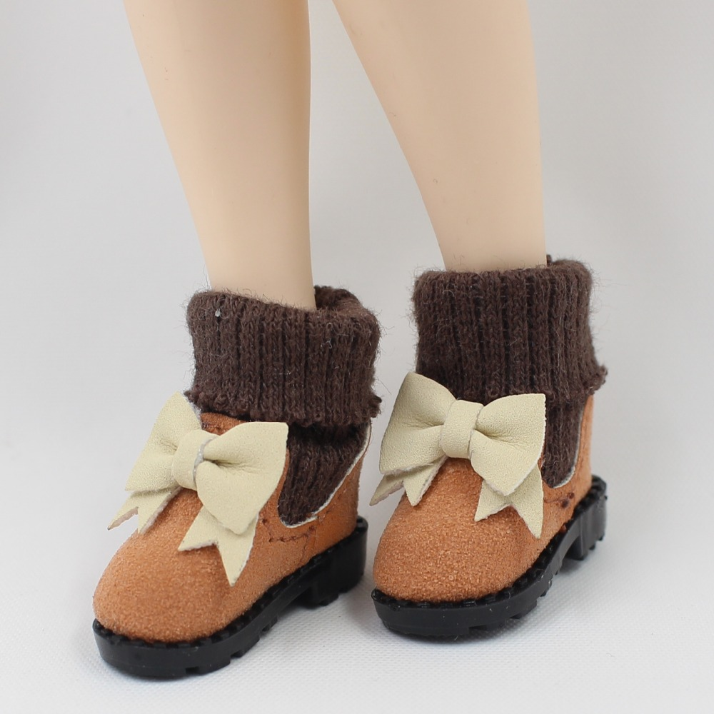Neo Blythe Doll Bowknot Shoes 5