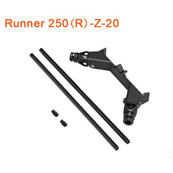 F16501 Walkera Runner 250 Advanced Quadcopter Spare Parts Receiver Rx Antenna Fixture Mount Holder Runner 250(R)-Z-20