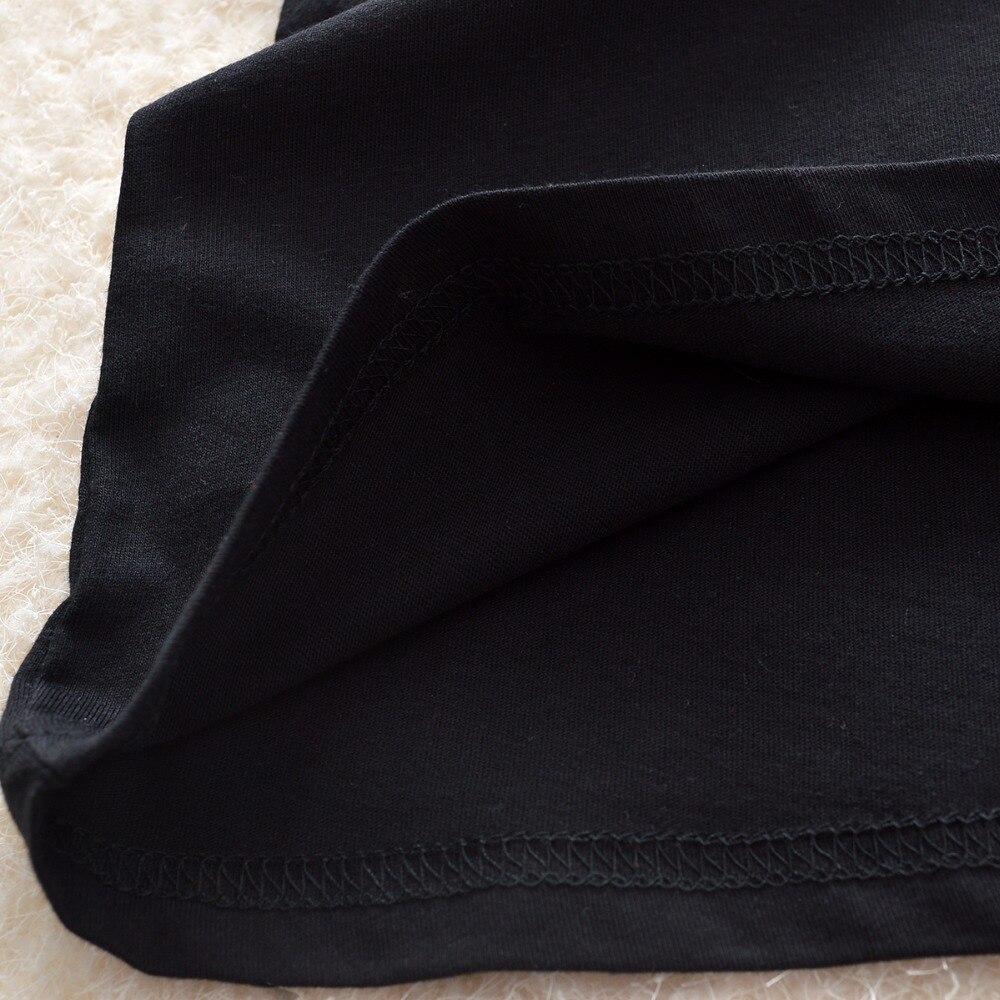 Nowy czarny świąteczny zestaw ubrań dziecięcych dla dzieci - Odzież dla niemowląt - Zdjęcie 5
